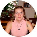 Ольга о результатах макияжа для себя